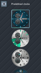 Background Clock Wallpaper 4