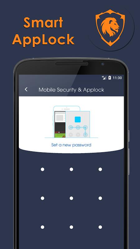 Mobile Security & AppLock 4