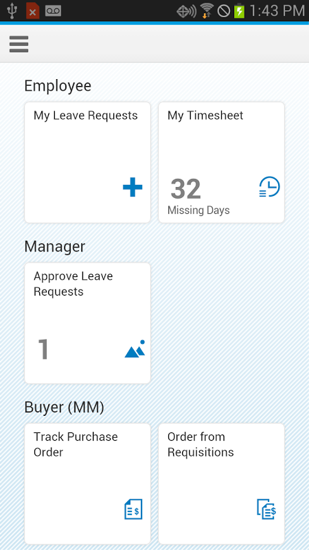 SAP Fiori Client 1
