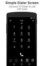 Black Caller Screen Dialer APK 1