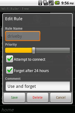 Wi-Fi Ruler (a WiFi Manager) 3