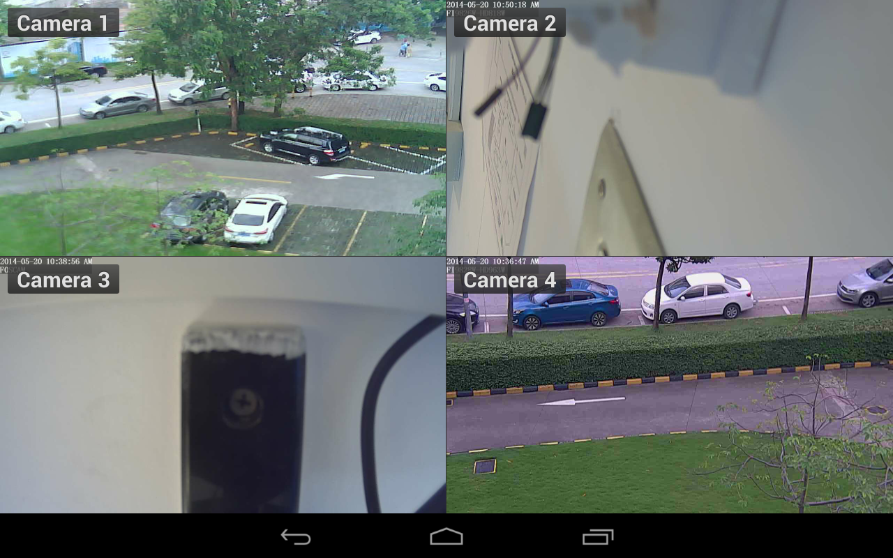 Viewer para Zavio IP cameras 2