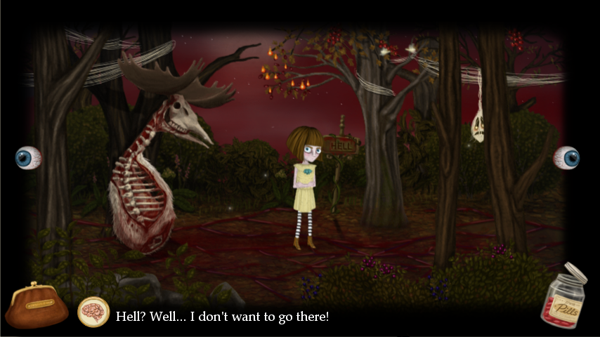 Fran Bow Chapter 4 1