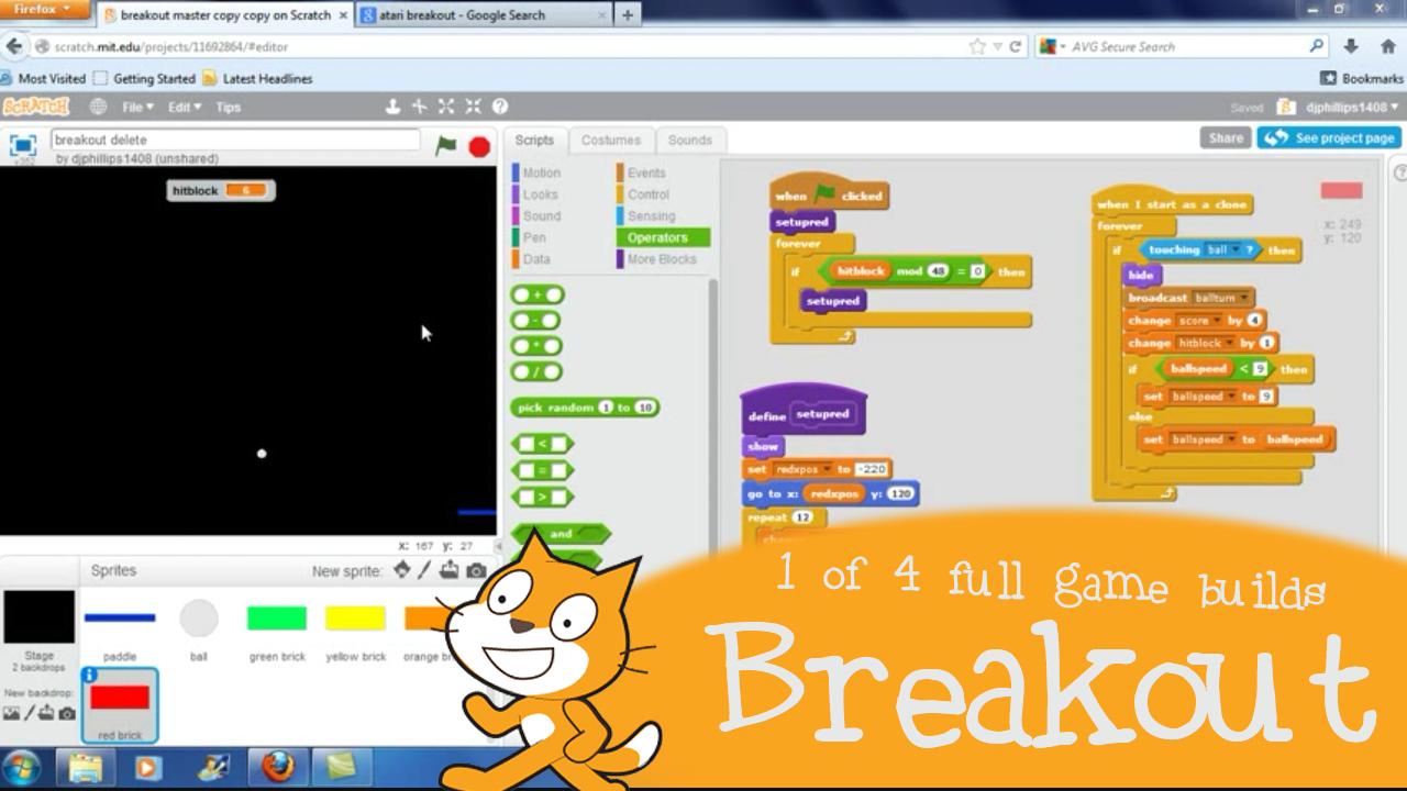 Games para Scratch 4