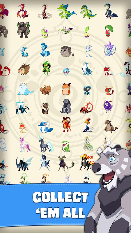 Mino Monsters Evolution 3