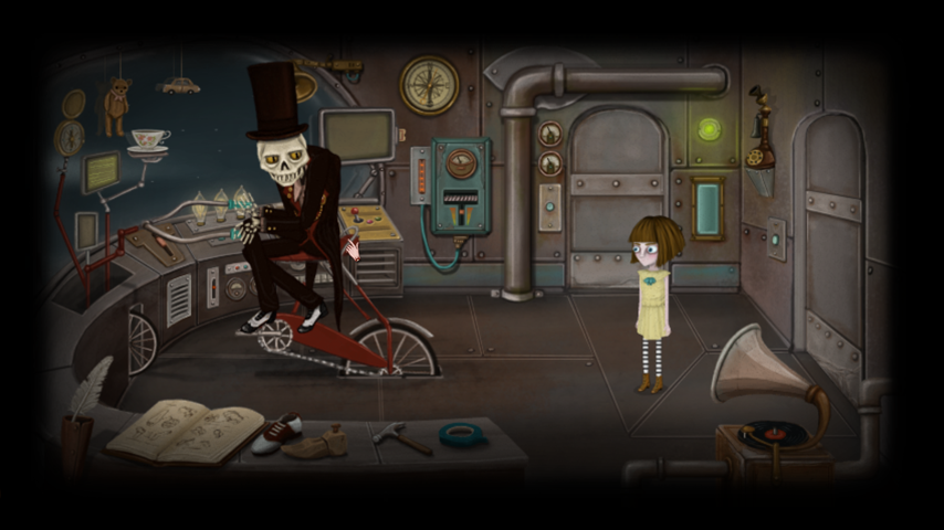 Fran Bow Chapter 4 2