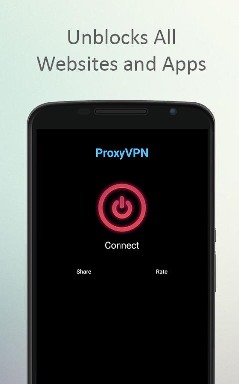 Free VPN by ProxyVPN 1