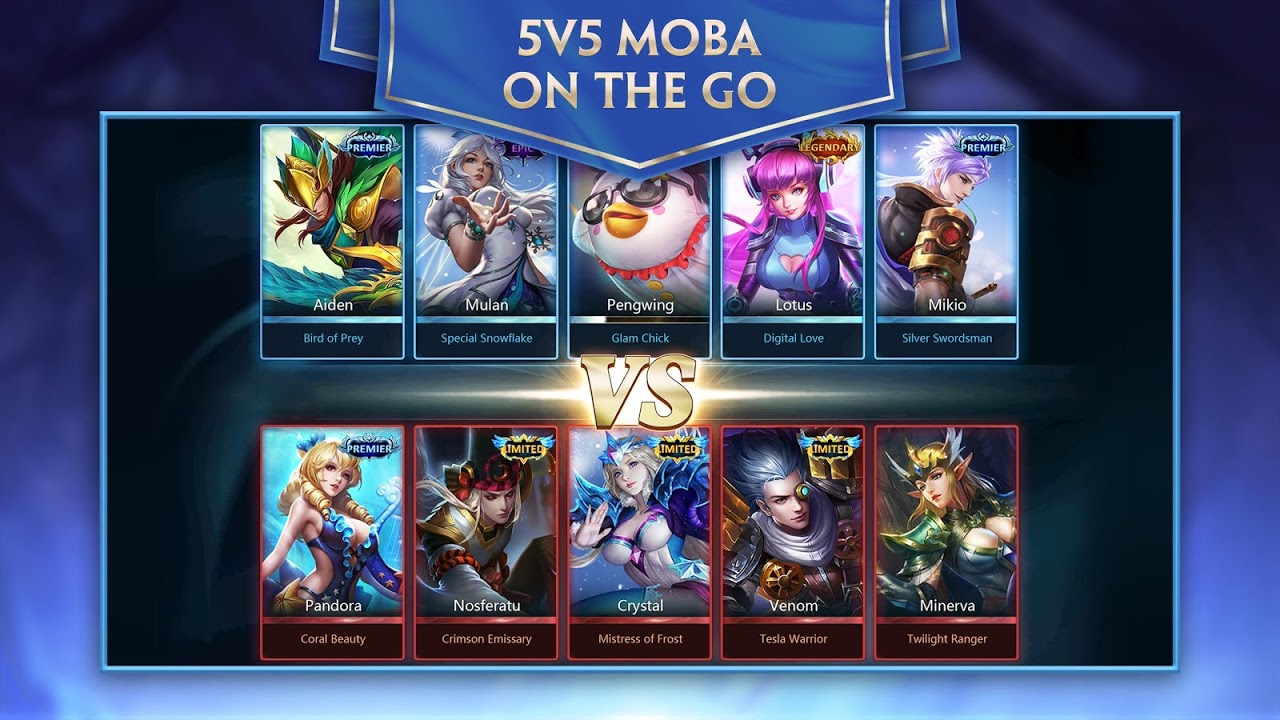 Heroes Evolved 3