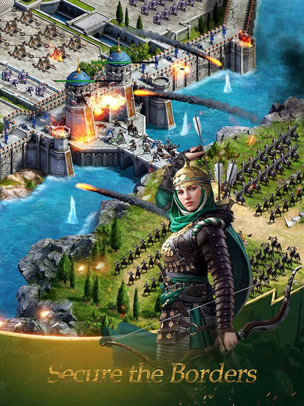 Days of Empire 4