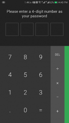 Calculator Vault : App Hider – Hide Apps 4