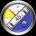 Clinometer + bubble level