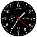 Clock Live Wallpaper