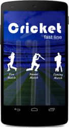 Cricket FastLine APK 1