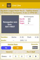 Cricket Live Line 2