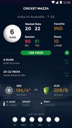 Cricket Mazza 2