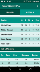 Cricket Scorer APK 4