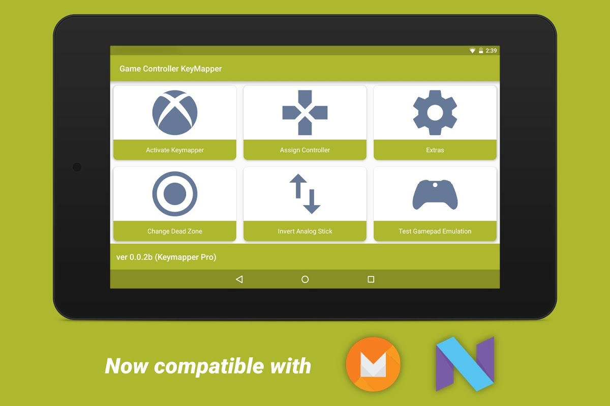 Game Controller KeyMapper 1