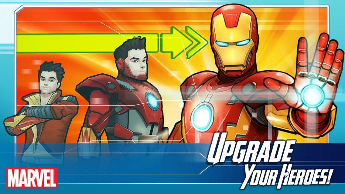 MARVEL Avengers Academy beta 4