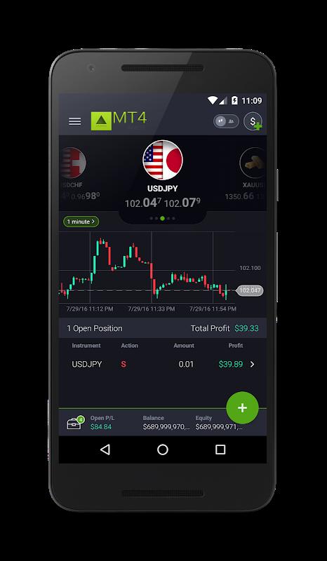 MT4Invest SIRIX Mobile 1