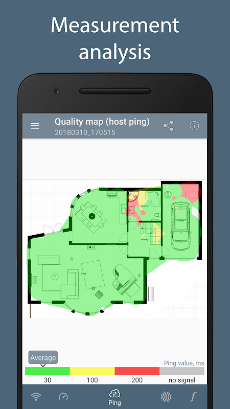 WiFi Heatmap 3