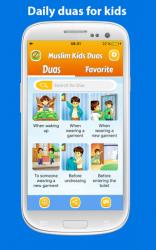 Daily duas para kids Muslim dua APK 1
