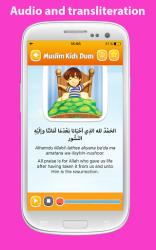 Daily duas para kids Muslim dua APK 3