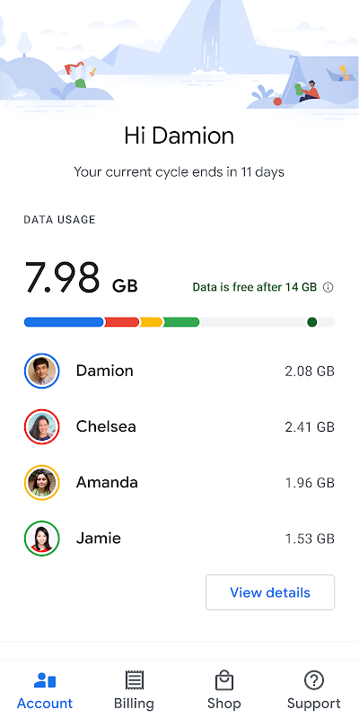 Google Fi 3