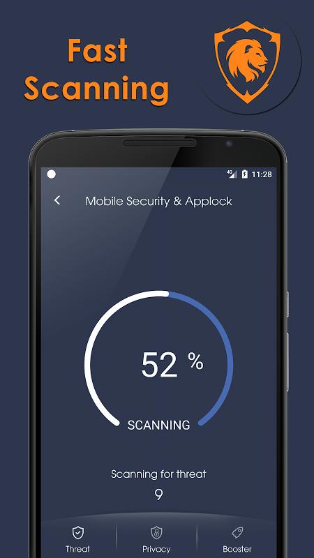 Mobile Security & AppLock 3