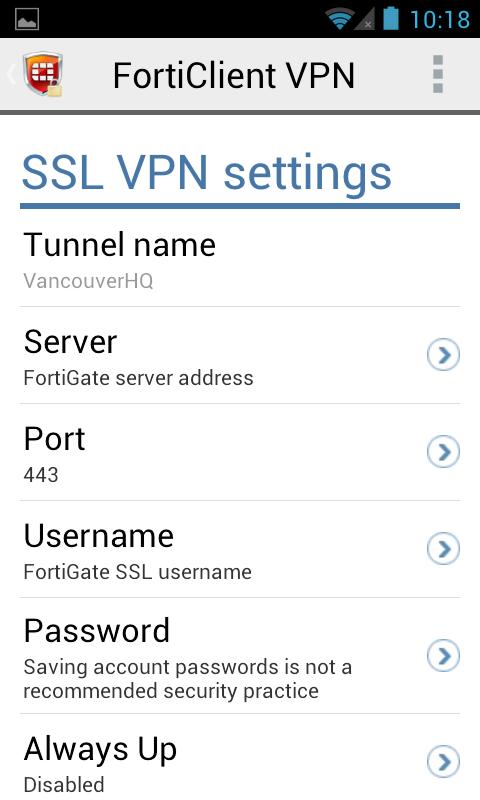 paratiClient VPN 3