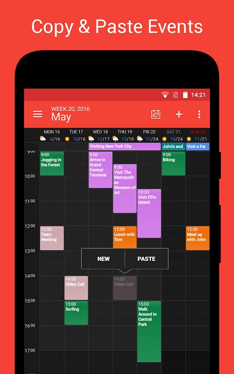 DigiCal Calendar 3