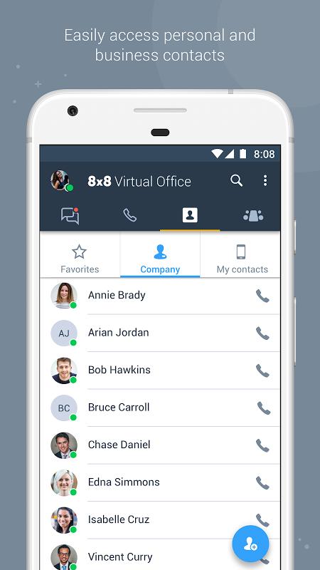 8×8 Virtual Office 3