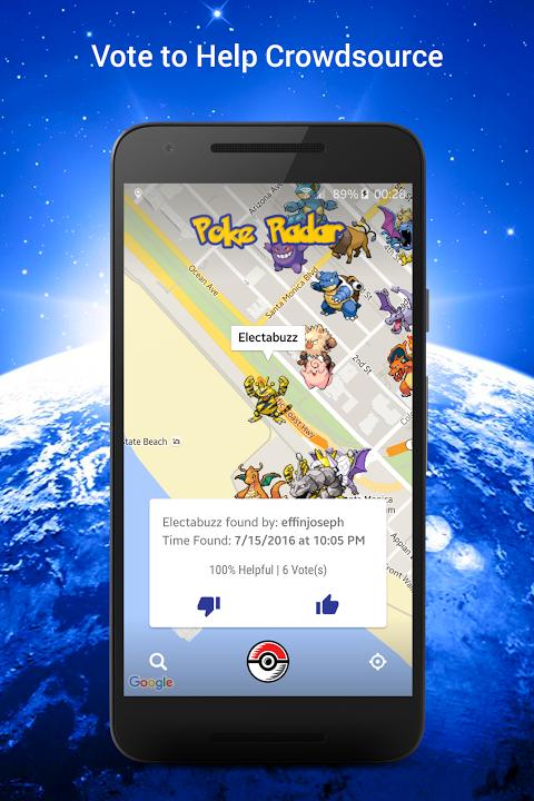 Poke Radar for Pokemon GO 4