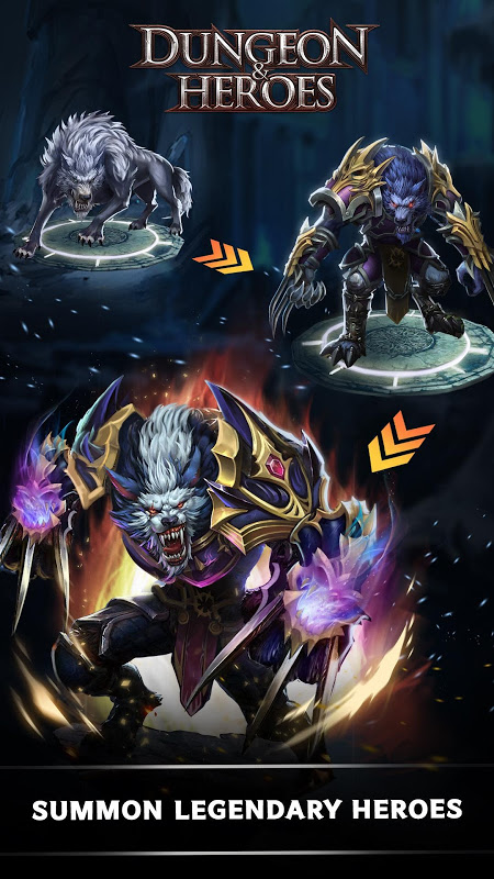 Dungeon & Heroes 4