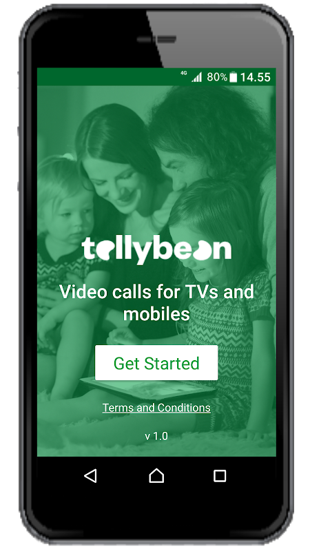 Tellybean Video Calling 2