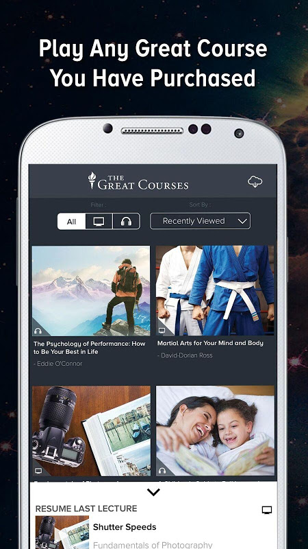The Great Courses 1