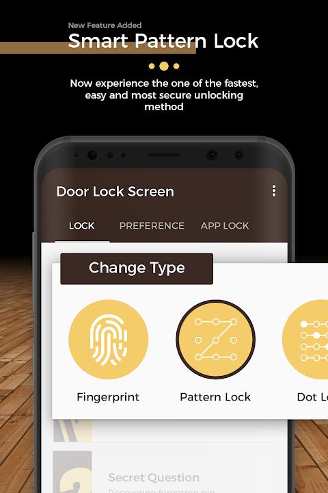 Door Lock Screen 1