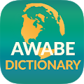 English dictionary AWABE Offline