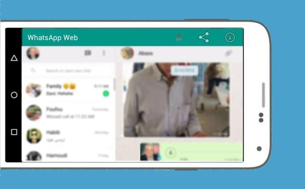 WhatsWeb para WhatsApp 4