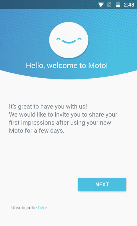 Motorola Notifications 2