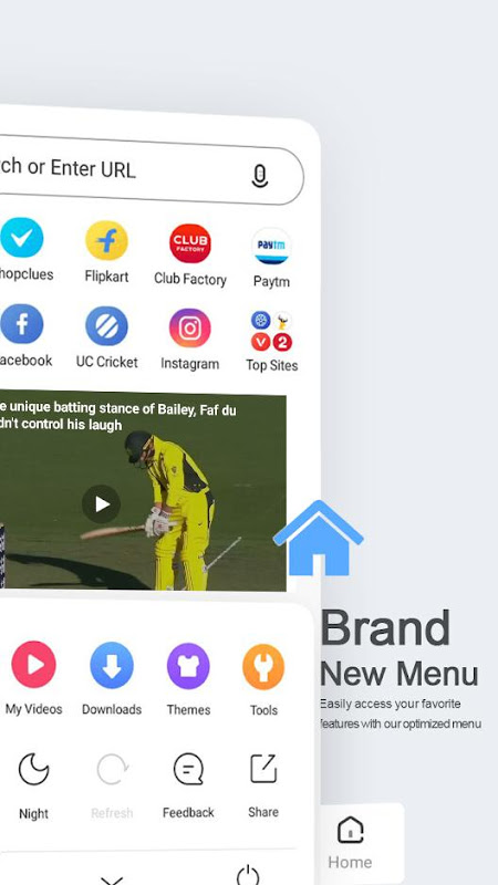 UC Browser v10.2.0 buid 167 Apk - Salas Android