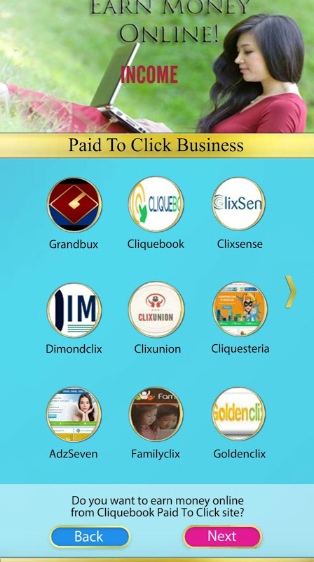 Paid To Click Business 3