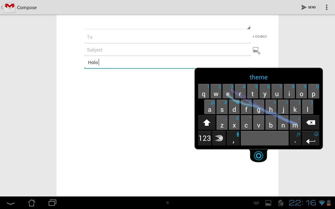 SwiftKey Keyboard Free 4