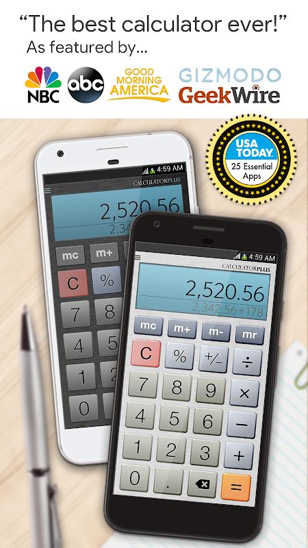 Calculator Plus Free 1