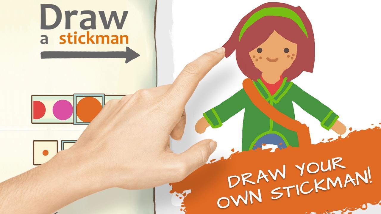Draw a Stickman 2