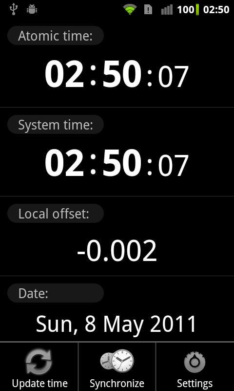 ClockSync 1
