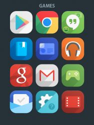 Flui icon pack 1