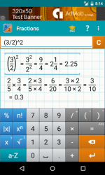 Fraction Calculator by Mathlab APK 4