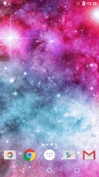 Galaxy Live Wallpaper HD 1