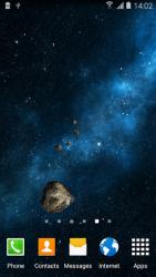 HD Space Live Wallpaper 1