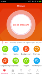iCare Blood Pressure Monitor 1